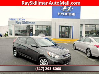 Certified Used Hyundai Accent GS