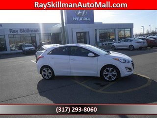 Certified Used Hyundai Elantra GT 5DR HB AUTO