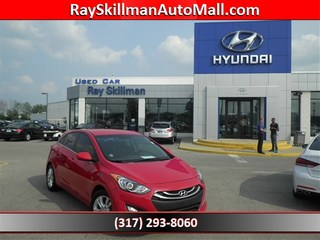 Certified Used Hyundai Elantra GT 5DR HB AUTO PZE
