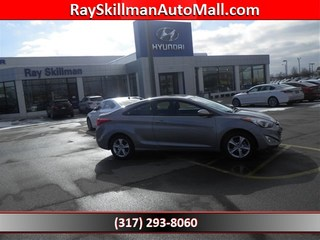 Certified Used Hyundai Elantra GS